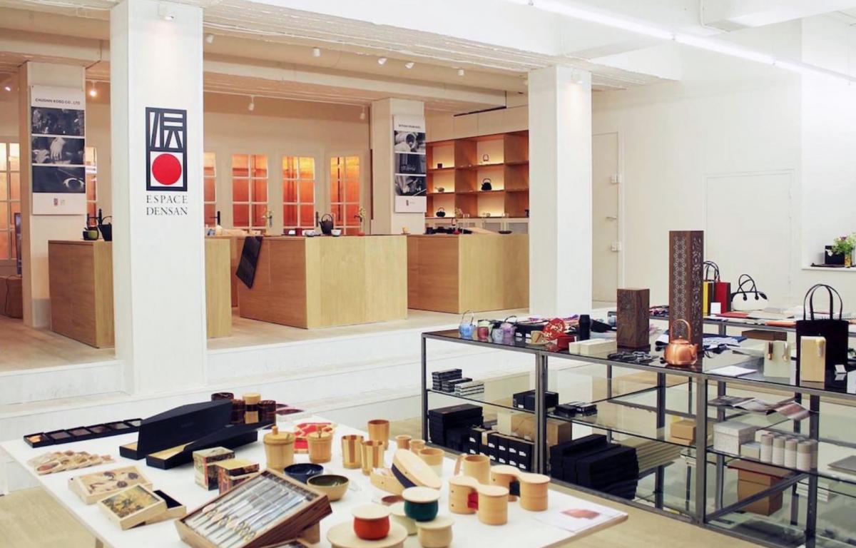HIRAETHが関西の誇るCool Japan商品として認定。パリの街中へ。